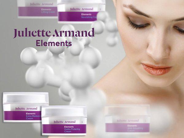 juliette armand elements EXTRA MOISTURISING cream Chocolat Salon